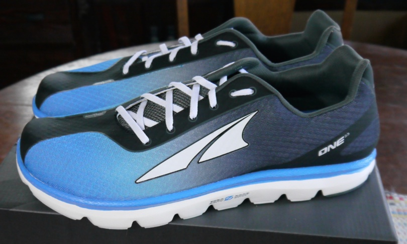 Altra One 2.5 Runing Shoe Review