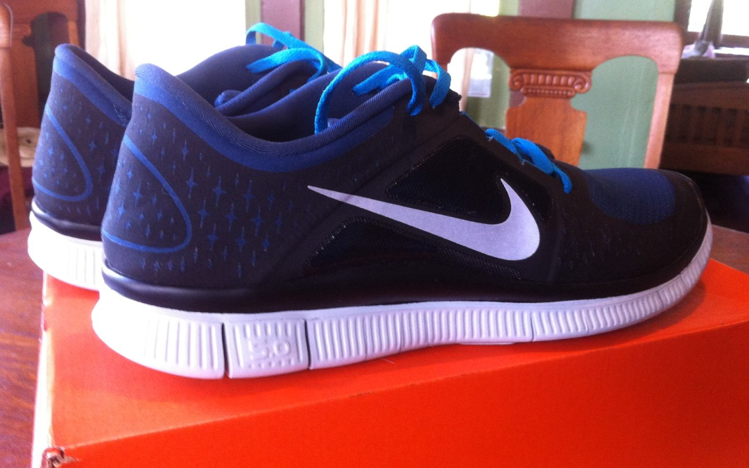 bcc63315fc735 Nike Free Run +3 Review   First Impressions